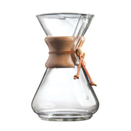 Chemex - 10 Cups Classic Series Wood Collar (CM-10A)