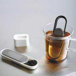 Kinto - Loop Tea Strainer White (27326)