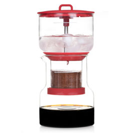 Bruer Slow Drip Cold Brew - Red