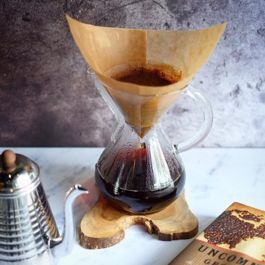 Chemex - 8 Cups Glass Handle (CM-8GH)