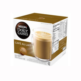 Dolce Gusto Capsule Cafe Au Lait