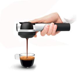 Handpresso Wild Hybrid White - Portable Espresso Maker