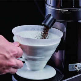 Hario V60 Electric Coffee Grinder EVCG-8B [Pre-Order]