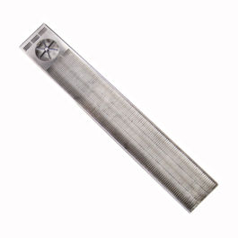 Krome - Side Spray Glass Rinser Tray (C463)