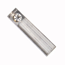 Krome - Side Spray Glass Rinser Tray (C461)