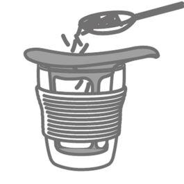 Hario Tea Maker HDT-M-R