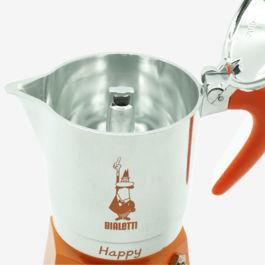Bialetti Happy Arancione 1 Cup