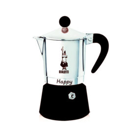Bialetti Happy Nera 6 Cups