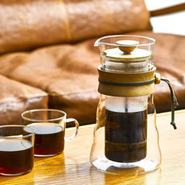 Hario Coffee Press DGC-40-OV