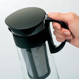 Hario Mizudashi Coffee Pot Mini Red MCPN-7R