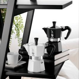Bialetti Moka Express Black 3 Cups