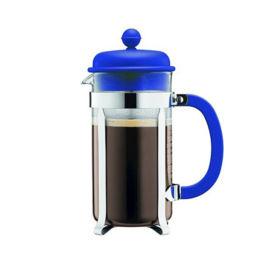 Bodum - Caffetiera Coffee Maker 1L Elec Blue