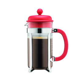 Bodum - Caffetiera Coffee Maker 1L Red