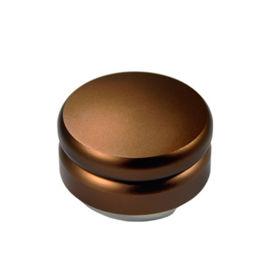 Macarons - Coffee Smoothing Tamper 58mm (Brown)