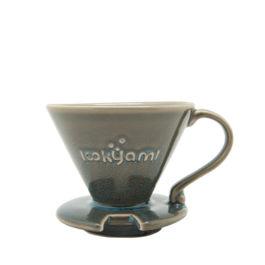 Yami - V02 Porcelain Dripper (Blue)