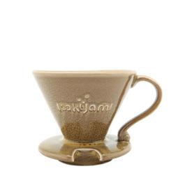 Yami - V02 Porcelain Dripper (Yellow)
