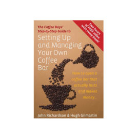 Book - Setting Up and Managing Your Own Coffee Bar