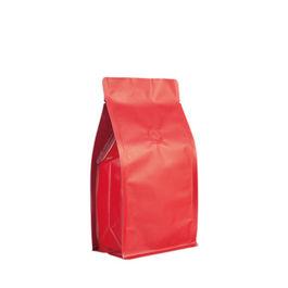 Coffee Bag 250G Box Pouch Red (10pcs)