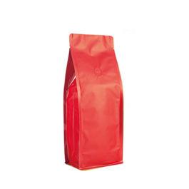 Coffee Bag 500G Box Pouch Red (10pcs)
