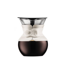 Bodum Pour Over 4 Cups White (11592-913)