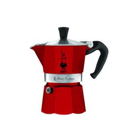Bialetti Moka Express Red 3 Cups