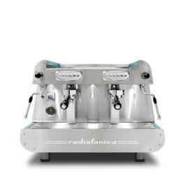 Orchestrale - Radiofonica Espresso Machine Professional Automatic 2GR (Blue)