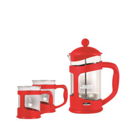 Bialetti - Coffee Press 800ml Set (Red)