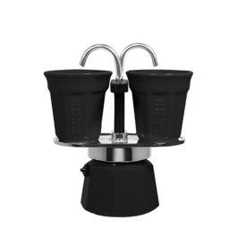 Bialetti - Mini Express Set Black (2 Cups)