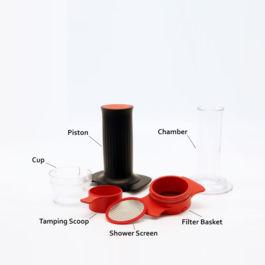 Cafflano - Kompresso Espresso Maker