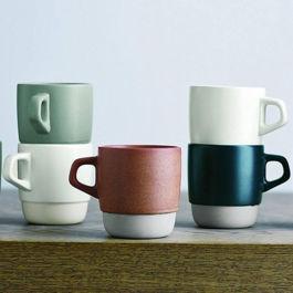 Kinto - Stacking Mug Gray (27659)