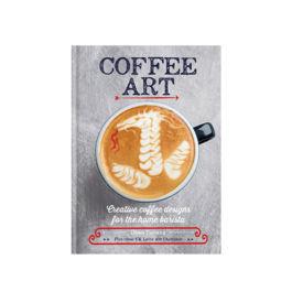 Book - Coffee Art