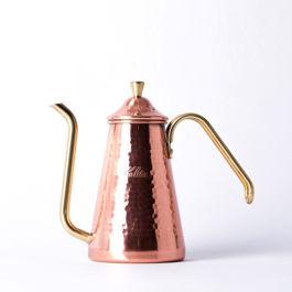 Kalita - Tsubame Drip Pot Slim Copper (0.7L)