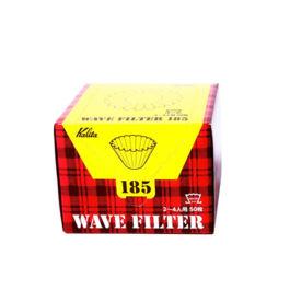 Kalita - Wave Filter 185 White (50P)