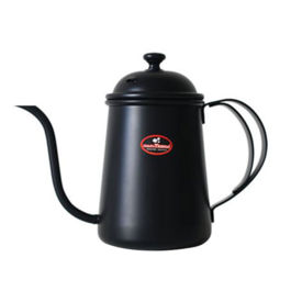 Tiamo - Drip Coffee Pot Kettle Black 700ml (HA1554BK)