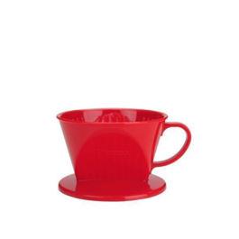 Tiamo - 101 Coffee Dripper Red 1-2 Cups (HG5284)