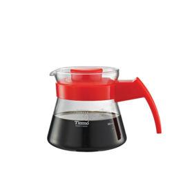 Tiamo - Coffee Server 450cc Red (HG2210R)