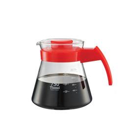 Tiamo - Coffee Server 750cc Red (HG2211R)