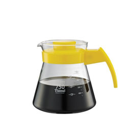 Tiamo - Coffee Server 750cc Yellow (HG2211Y)