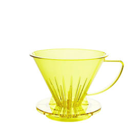 SUJI - Pourover Dripper 02 Yellow