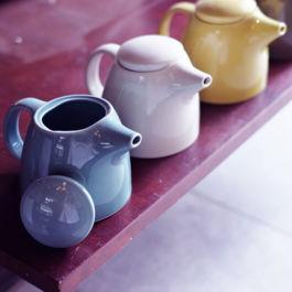 Kinto - Topo Teapot White (23581)