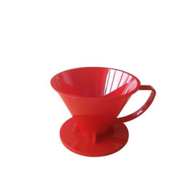 SUJI - Pourover Dripper 01 Red Solid
