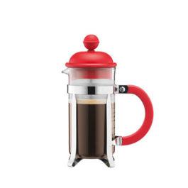 Bodum - Caffetiera Coffee Maker 3 Cups Red (1913-294)