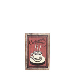 Artworks - Cappuccino 25c (Small)