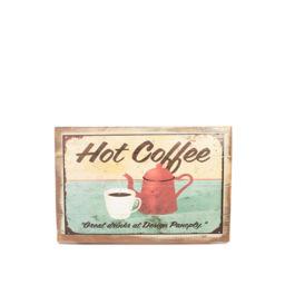 Artworks - Hot Coffee (Medium)