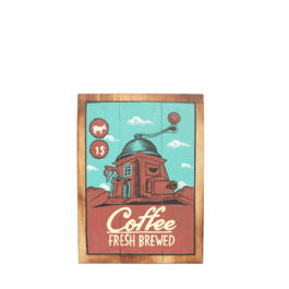 Artworks - Coffee Fresh Brewed (Medium)