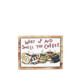 Artworks - Wake Up and Smell Coffee (Medium)