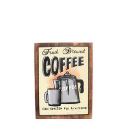 Artworks - Fresh Brewed Coffee Slow Roasted Full Rich Flavor (Medium)
