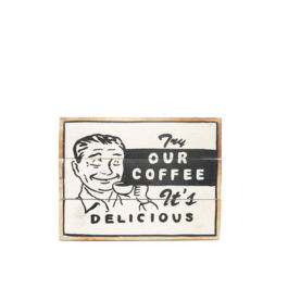 Artworks - Try Our Coffee (Medium)