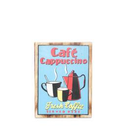 Artworks - Cafe Cappuccino (Medium)