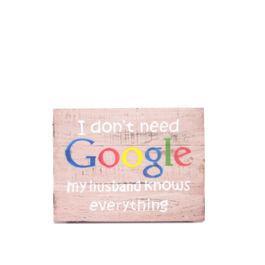 Artworks - I Don't Need Google (Medium)